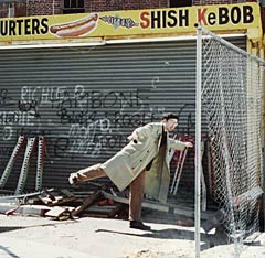In Brooklyn, 1995c.e. Photo: A.Harth